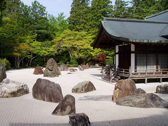 The Temple Is Home To Banryutei, Japanu0027s Largest Rock Garden Covering  Nearly 2400 Square Meters.